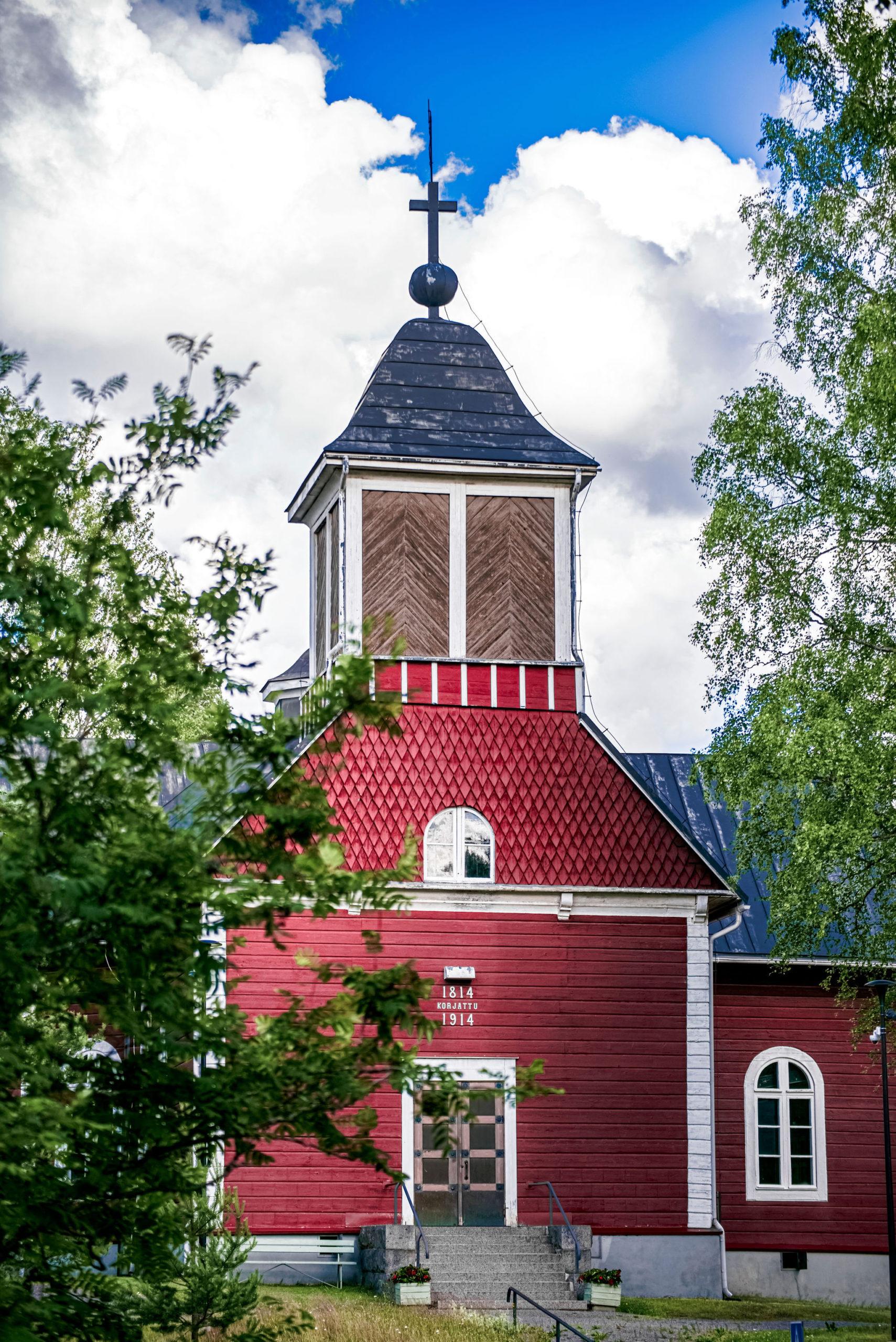 Pukkilan kirkko